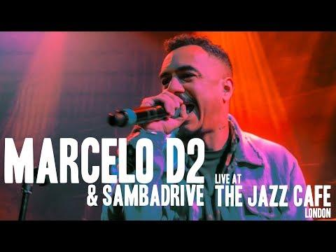 Marcelo D2 & SambaDrive - Mantenha O Respeito (Live At The Jazz Cafe, London)