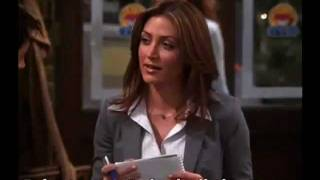 Sasha Alexander [Friends: The One With Joey's Interview]
