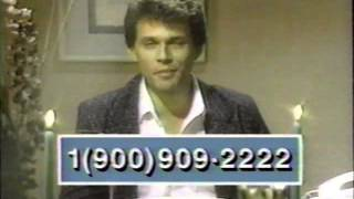 80s Dating phone line commercial