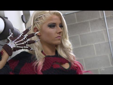 "Alexa Bliss channels ""Nightmare on Elm Street"" villain Freddy Krueger"