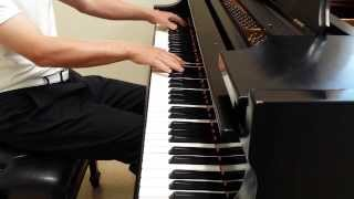 Martin Solveig - Hello (NEW PIANO VERSION w/SHEET MUSIC)