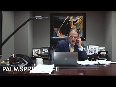 Vision: Tom Slovak, Attorney | PALM SPRINGS LIFE