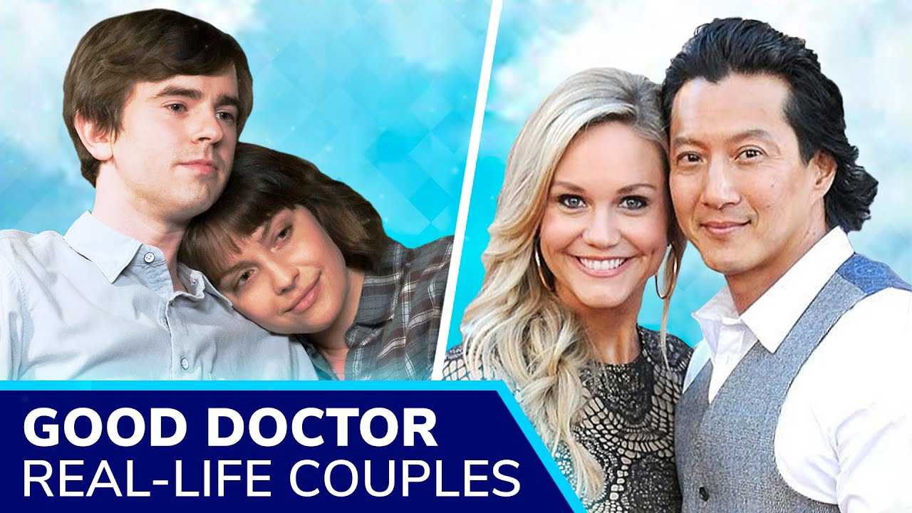 Download THE GOOD DOCTOR Season 5 Cast Real-Life Partners