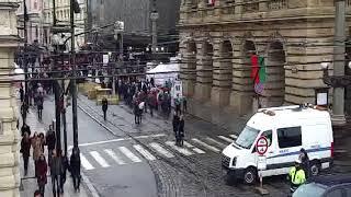 Situace v Praze - 17. listopadu 2017 v 15:00