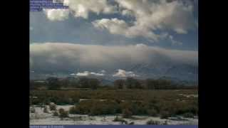 Bishop, California Webcam Timelapse - Short