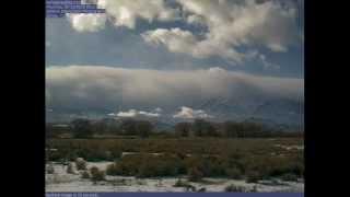 Bishop, California Webcam Timelapse - Short