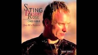 STING feat. Cheb Mami - Desert Rose (Jay-K