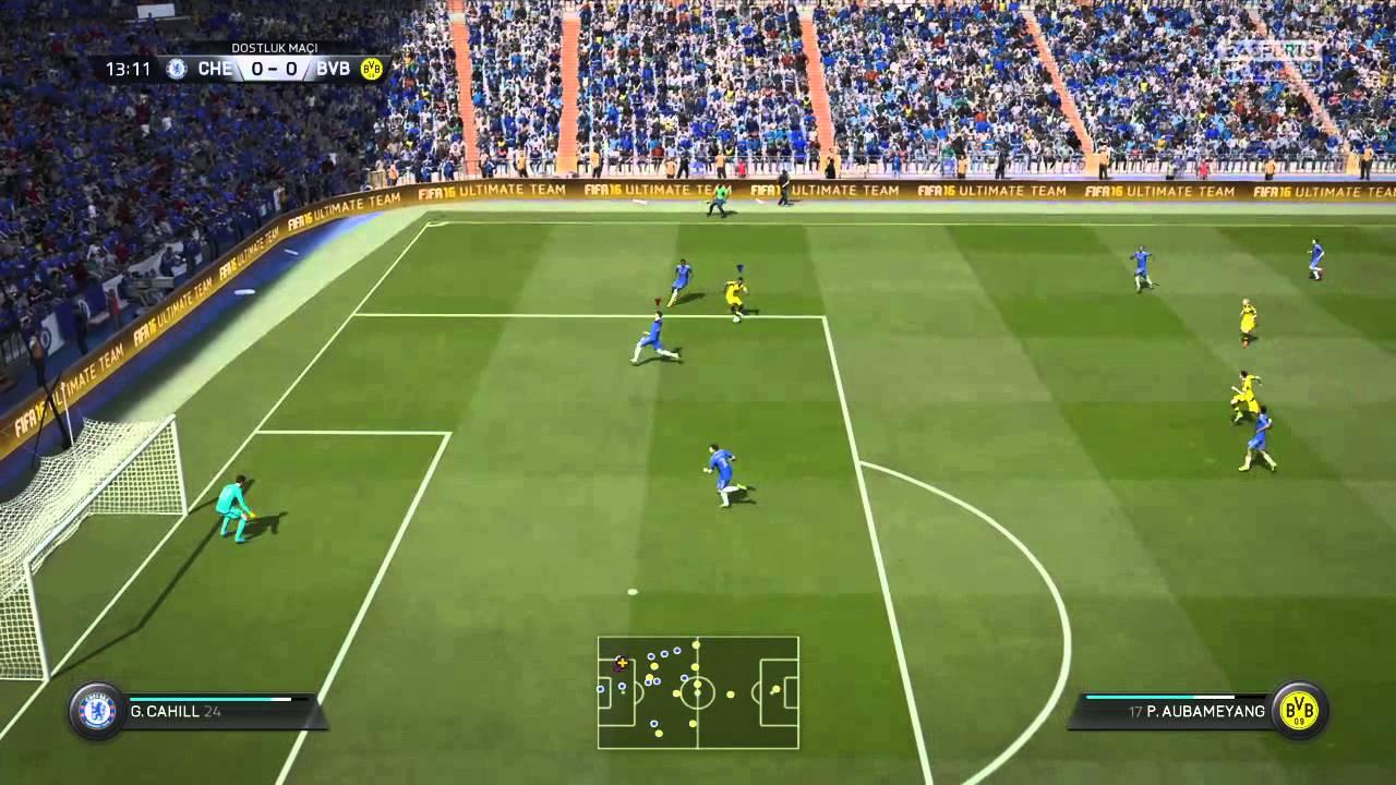 Fifa 16 Slider