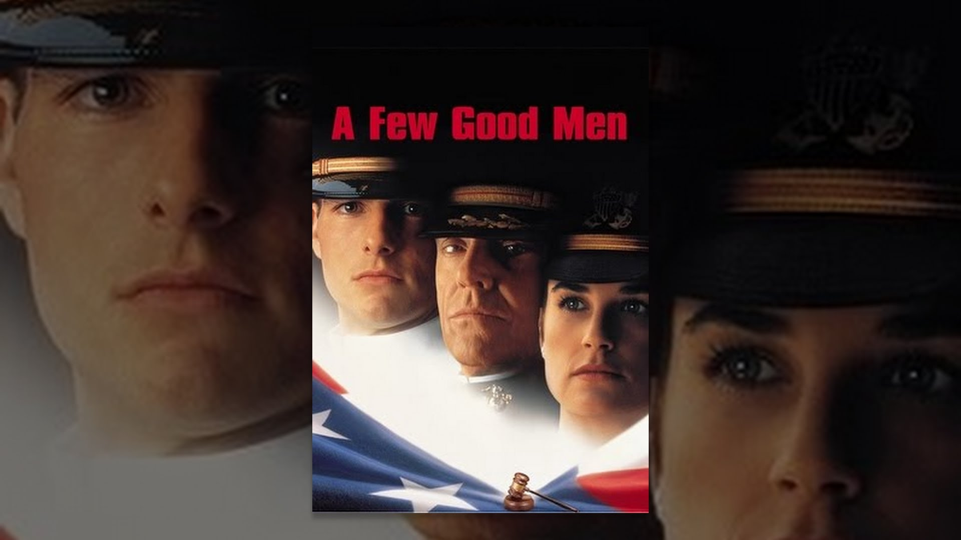 review of a few good men This week, in lieu of the usual hollyweird legal round-up, our hollywood legal correspondent, buttockus finch, asked if he could instead break down the tom cruise classic, a few good men, from a.
