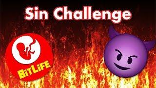 BitLife: Sin Challenge