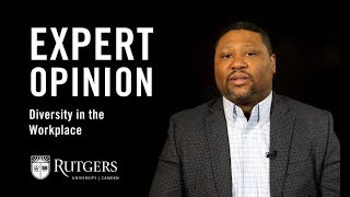 Expert Opinions: Oscar Holmes IV on Diversity in the Workplace