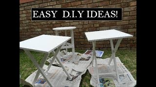 EASY DIY | COST SAVING DECOR |  HOME UPDATE | DIY 2018