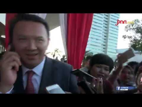 Ahok Berharap Cita-Cita Jokowi Membangun Indonesia Terwujud
