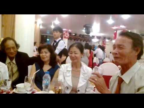Đám cưới con trai HT Linh tại nhà hàng Phú Nhuận Sài Gòn ngáy 26-7-2013