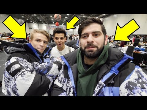 THE 3 BIGGEST HYPEBEAST AT SNEAKERCON!! (HUGE ANNOUNCEMENT)