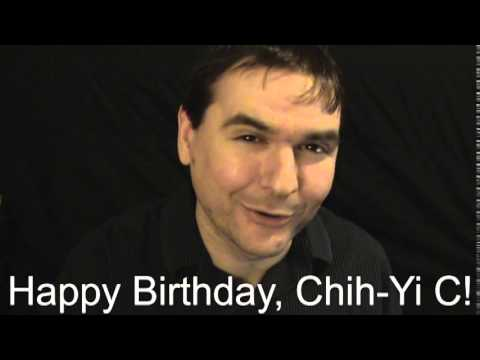 #BirthdayQuest Day 281 3/8 Chih-Yi C.