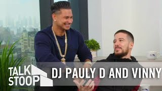 DJ Pauly D and Vinny: Just Two Guidos Lookin