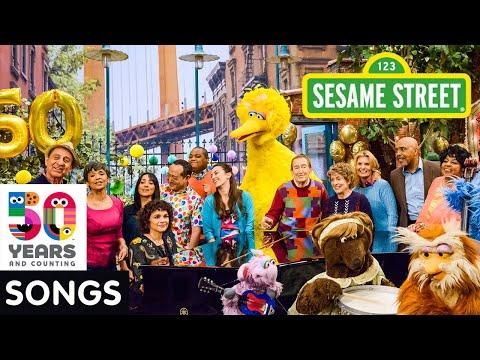 Carletta Blake - Sesame Street Turns 50