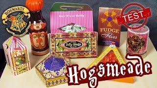 Test słodycze z Harry'ego Pottera ⚡ Czy warto? - Aga Testuje #32
