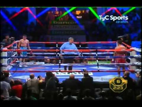 Cesar VELEZ vs Xavier Luques CASTILLO - FeCorBox