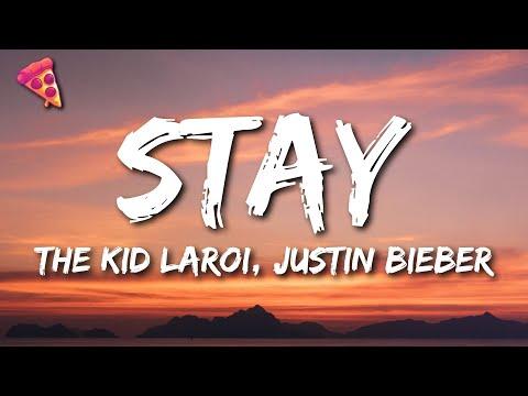 The Kid LAROI, Justin Bieber – Stay (Lyrics)