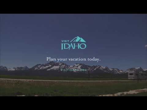 Visit Idaho, USA and explore by region - Unravel Travel TV