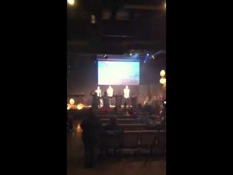 Gangnam Style!  C3 Church Calgary #expressyyc Dance Crew! AMAZING!