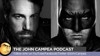 Casey Affleck Says Ben Out As Batman, Then Says I Don't Know - The John Campea Podcast