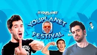 Wismichu, Auronplay, Ostias y Shows | Youplanet Festival