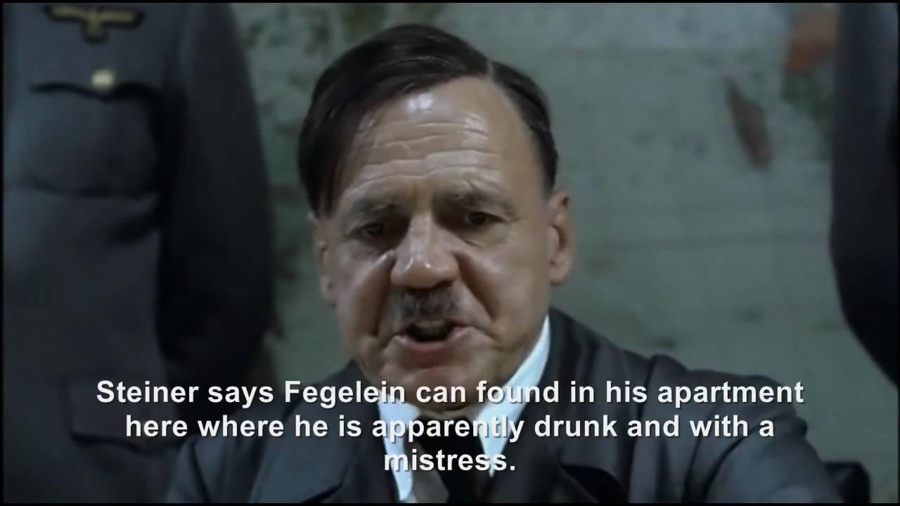 Hitler plans to hire Fegelein