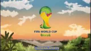 2014 FIFA World Cup Brazil-TV Intro 6