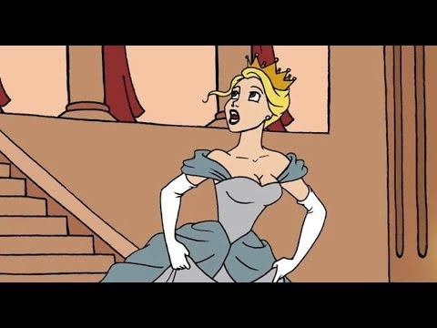 FAIRY TALE FRIDAY - CINDERELLA