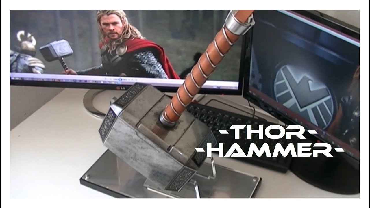 avengers thor hammer related - photo #33