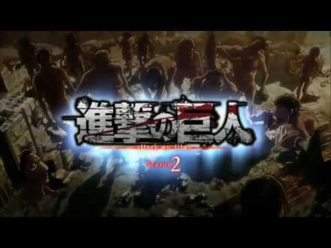 Attack On Titan Season 2 Opening Song Full