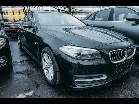 BMW 520///Контроль ЕС над АВТОКОНЦЕРНАМИ///КАК купить Б/У резину в Германии