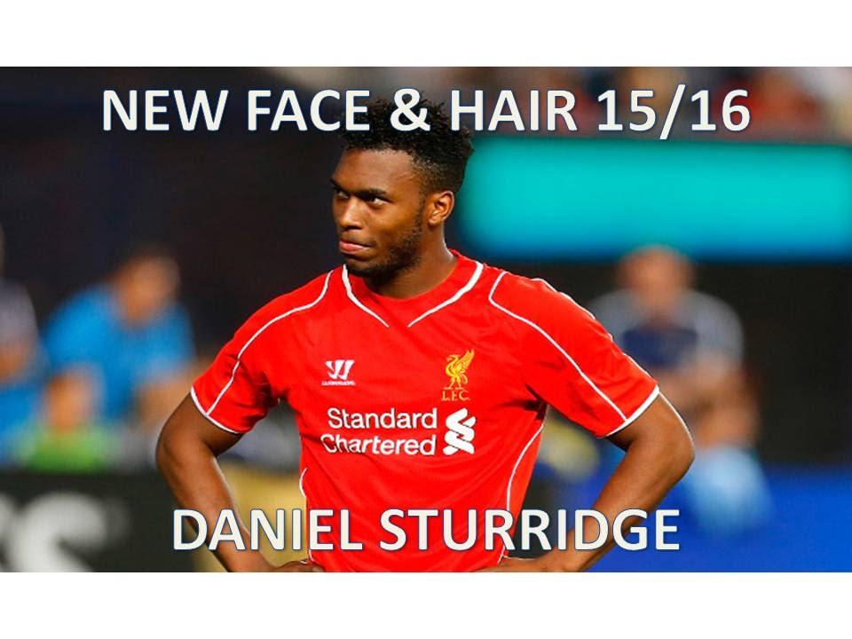 New Face Hair Daniel Sturridge 20152016 Pes 2013 Descarga
