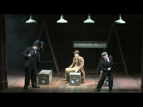 The 39 Steps Trailer West End 2009