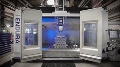 HYBRIDi - Intelligente Leichtbaustrukturen für hybride Werkzeugmaschinen