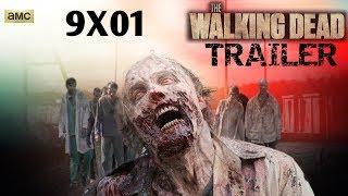 *Se FILTRA el nuevo TRAILER  de la NOVENA temporada*   The Walking Dead Temporada 9 Capítulo 1.
