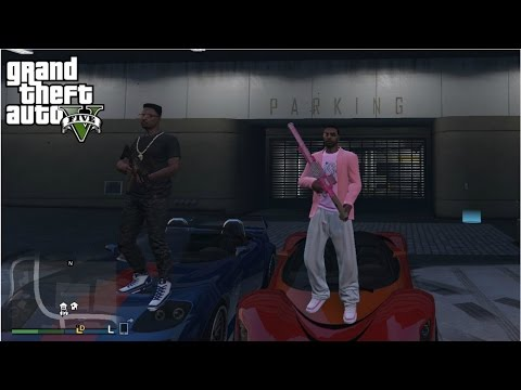Grand Theft Auto Online - GOING BANKRUPT!!