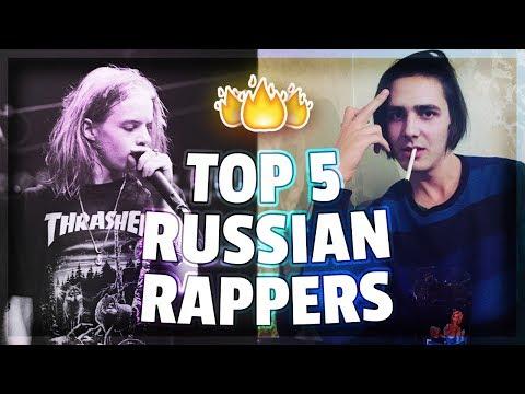 TOP 5 RUSSIAN SOUNDCLOUD RAPPERS