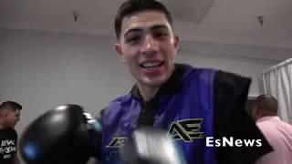 Who Wins Manny Pacquiao Vs Keith Thurman ? EsNews Boxing