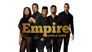 Empire Cast - Simple Song (Audio) ft. Jussie Smollett, Rumer Willis