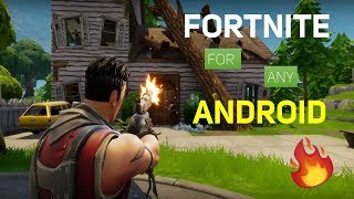 How to Download Fortnite on Any Android in Hindi | FORTNITE APK 🔥🔥🔥