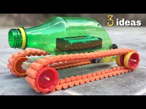 3 Amazing ideas and incredible DIY Toys thumbnail