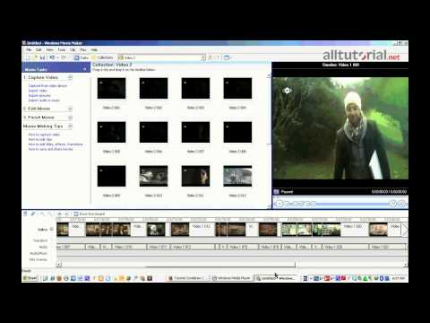 Video ini berisi tentang cara edit Video dengan mempergunakan Windows Movie Maker, walaupun tutorial.