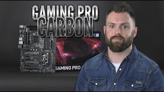 mSi Z170A Gaming Pro Carbon review en espaol  4K UHD