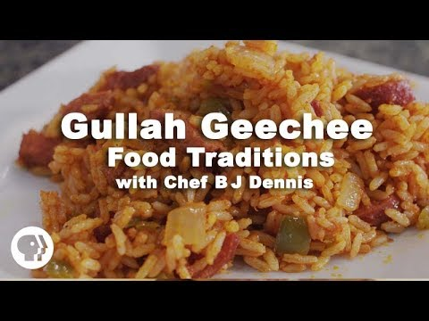 Gullah Geechee Food Traditions