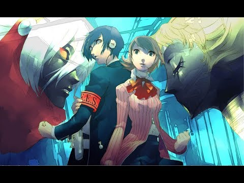 Persona 3 Portable Let's Play/Playthrough #1 Unlocking My Persona