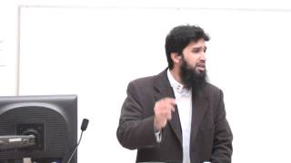 Young Muslims of Britain - Ustadh Abid Khan